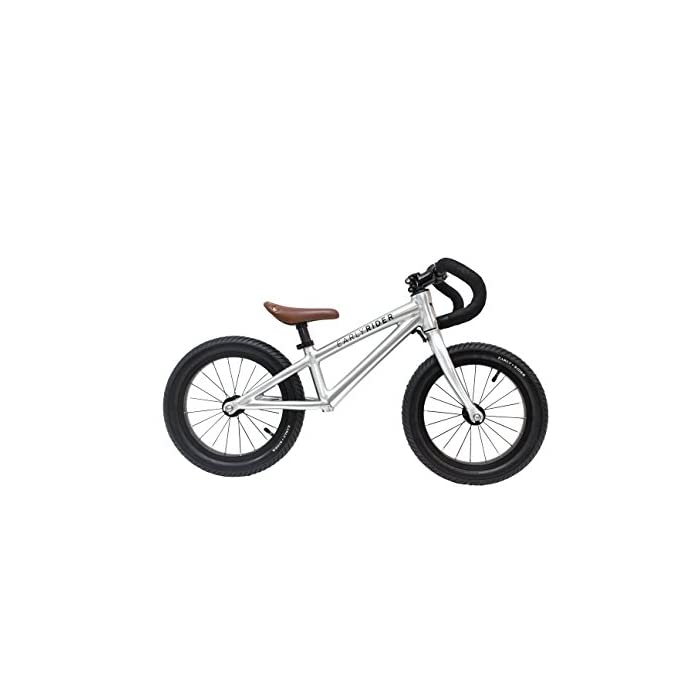 EARLY RIDER Road Runner – Bicicleta Infantil, Color Plata, Talla 3-6 Years