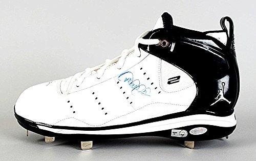 MLB & Steiner Derek Jeter Autographed Signature Game Model Baseball Cleat Yankees