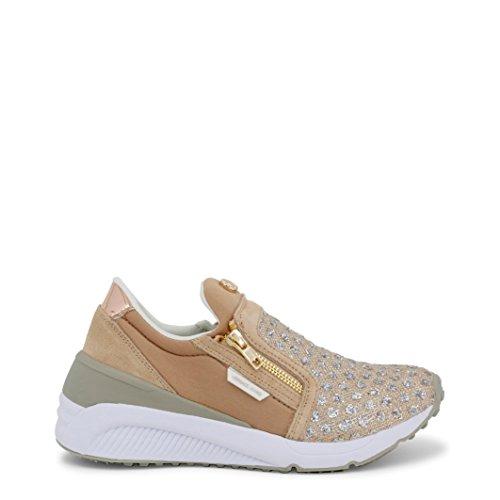 Dis1 E0VRBSB170025899 Glitter Versace Linea Neoprene Anita Fondo Jeans Basket ICnRqwz