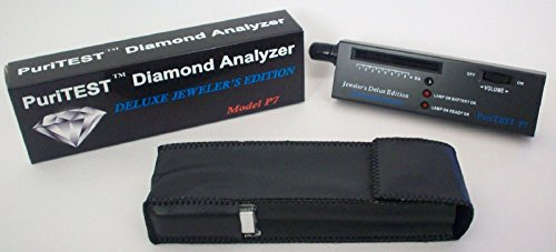 Genuine Puritest Electronic Diamond Tester Machine Jewelers Jewelry Stones Testing Selector ()