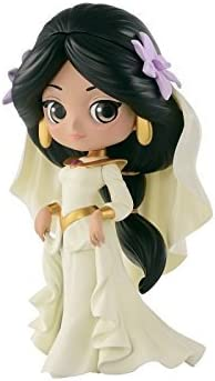 Authentic Banpresto Q posket Disney Jasmine Dreamy Style B Figure Qposket