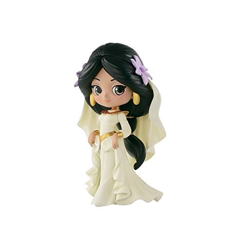 Banpresto Q posket Disney Characters Jasmine Dreamy Style Normal color figure