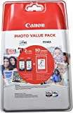 Canon PG545 XL/CL546 XL High Capacity Ink Cartridges - Black and Color