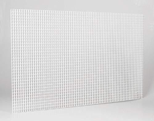 Plaskolite 1199232a Panel Lite Eggcrate, White, 2' X 4' (Pack of 5)