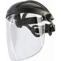 Garden Pro Ayarlanabilir Profesyonel Şeffaf Camlı Yüz Koruma Maskesi