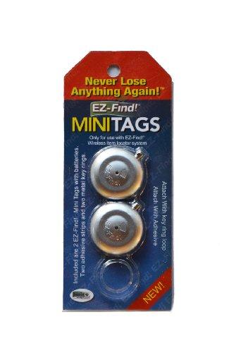 EZ FIND Mini Tag Pack Accessory