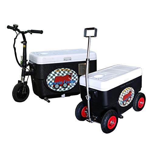 Ice Chest Scooter & Coolagon Wagon Trailer Bundle ()
