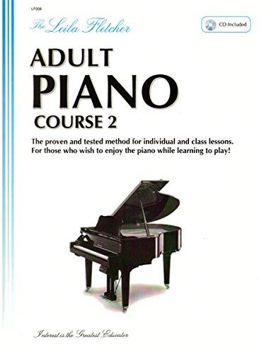 LF008 - The Leila Fletcher Adult Piano Course - Book 2
