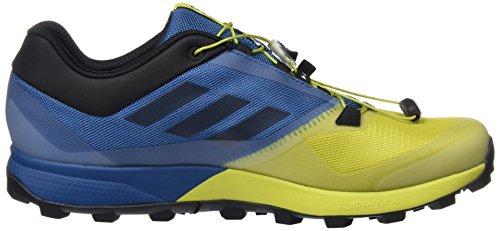 Adidas Mannen Terrex Trail Maker Wandelschoenen, Blauw, 50,7 Eu Blauw (azul / (azubas / Negbas / Limuni) 000)