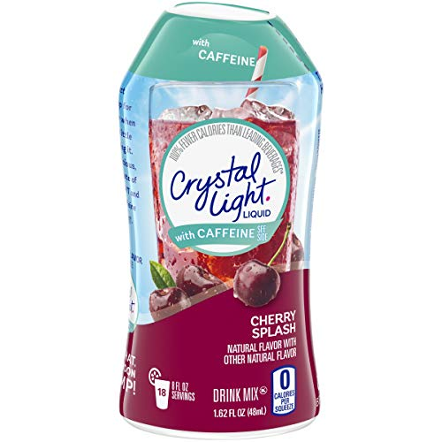 Crystal Light Cherry Splash
