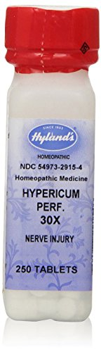 Hylands Hypericum Perf 30X Tablets product image