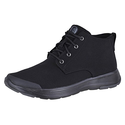 Bzees Mens Ignite Chukka Boot Black