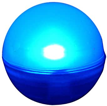 """Fortune Products FB-1B Fairy Berries Magical LED Light, 3/4"""" Diameter, Blue (Case of 10)"""