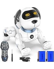 Ok K! Smart Robot Honden, okk Nieuwe Afstandsbediening Hond met Zing, Dans, Praten, Intelligente Vroege Onderwijzen Speelgoed Voor 3-12 Jaar Jongens Meisjes Verjaardag