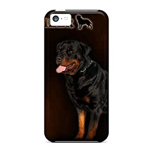 Top Quality Protection Rottweiler Case Cover For Iphone 5c