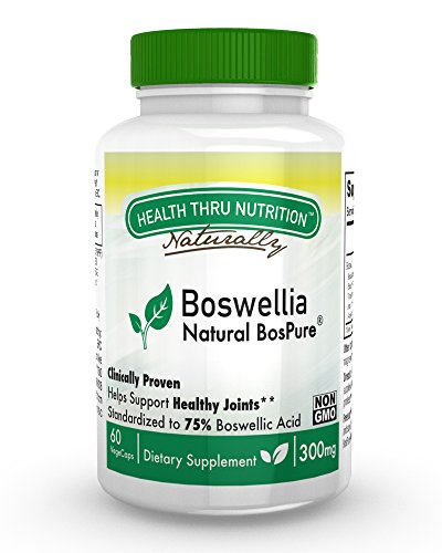 Health Thru Nutrition Boswellia Vege Capsules