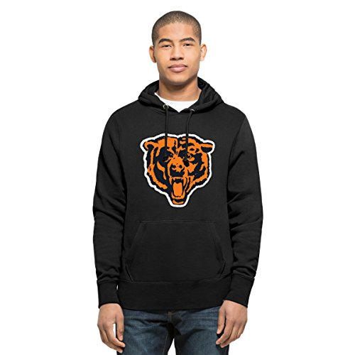 chicago bears hooded sweatshirt - 8
