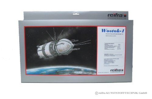 Wostok 1 Modell Bausatz Raumschiffmodell Plasticart Flugzeug