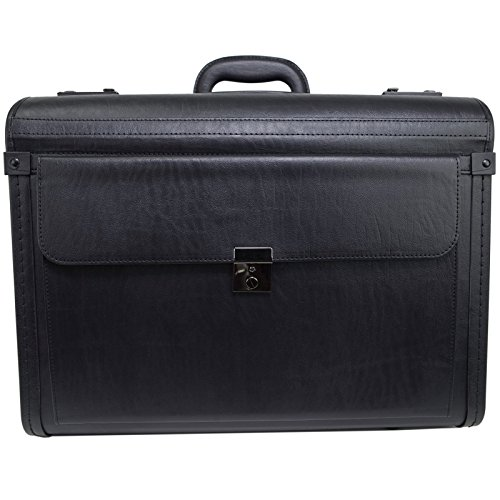 Jual Alpine Swiss Rolling 17  Laptop Briefcase on Wheels Attache ... dc24c943aa2db