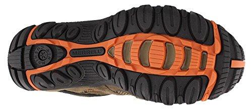Mens Merrell, Yokota Ascender Ventilator Mid Hiking Boots Castagna