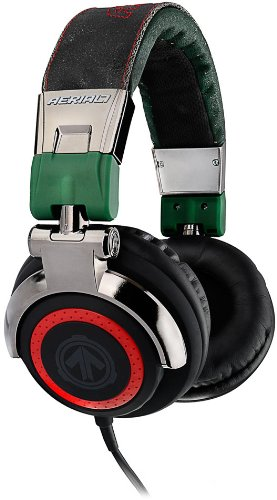 AERIAL7 Tank Soldier Headphones - Features Slim Profile In-Line Microphone For Use with iPhone, BlackBerry and other cell phones (01471)
