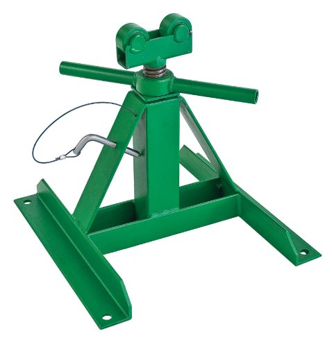 Greenlee 687 Reel Stand 13-Inch to 28-Inch