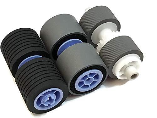 Boracell Scanner Pick Roller Set 8262B001 Exchange Roller Kit Canon DR-G1100, DR-G1130 by Boracell (Image #3)