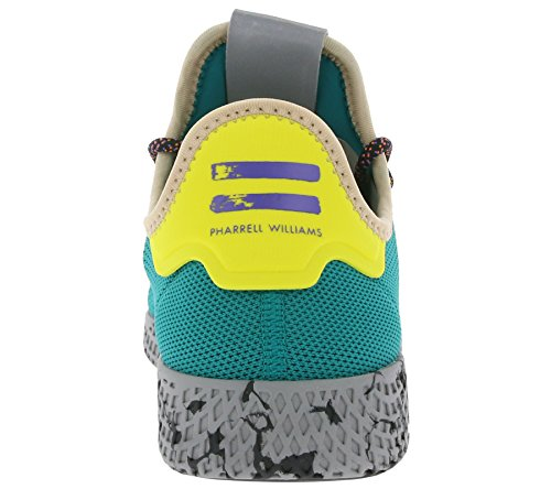 adidas Pharrel Williams Tennis HU Purple - 39 1/3
