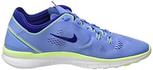 Bleu Blau 5 Running 39 Femme DP BL GRN Ryl BL Nike Free TR FIT Ghst 402 0 Chlk 5 Whi n8xnqSzgw