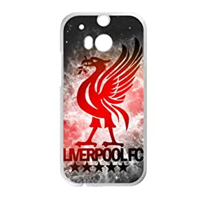 Liverpool FC Cell Phone Case for HTC One M8