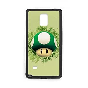 Super Mario Bros Samsung Galaxy Note 4 Cell Phone Case Black Protect your phone BVS_611422