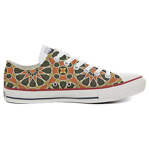 Converse All Star Customized Unisex ALL STAR - zapatos personalizados (Producto Artesano) Mosaic
