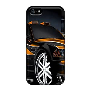 Snap-on Bmw Case Cover Skin Compatible With Iphone 5/5s