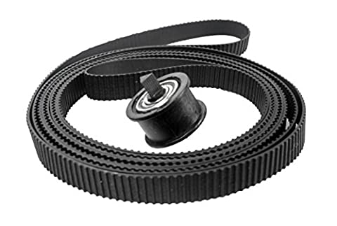 Carriage Drive Belt Replacement for Hp Designjet Plotter 500 500ps 510 510ps 800 800ps 24 inch by - Designjet 510 Printer
