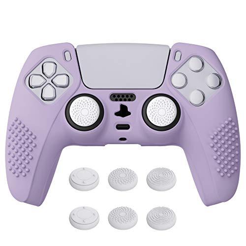 funda + sticks control playstation 5 Extremerate purpura