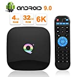 Best Android Boxes - 2019 Q PLUS Android 9.0 TV Box 4GB Review