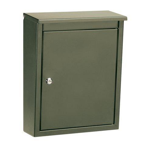 Architectural Mailboxes 2480W Soho Wall Mailbox (White)