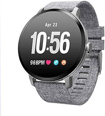 Amazon.com: FEIFEIJ Smartwatch 1.3 inch OLED Display ...