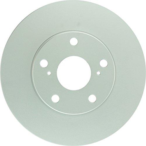 Bosch 50011221 QuietCast Premium Disc Brake Rotor, (Front Oem Brake Disc Rotors)