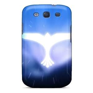 Best Hard Phone Covers For Samsung Galaxy S3 (Kaa5512Ejdp) Provide Private Custom Nice Tiesto Pattern