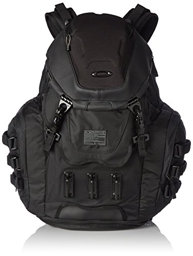 Oakley Kitchen Sink Backpack, Stealth Black, One Size