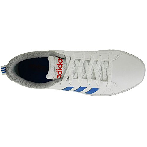 Adidas - Pace VS - F99609 - Colore: Azzuro-Bianco-Rosso - Taglia: 46.6