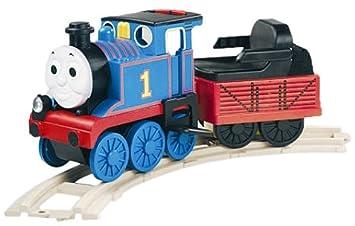 Peg Perego Ed1086 6v Zug Thomas Friends Amazonde Spielzeug