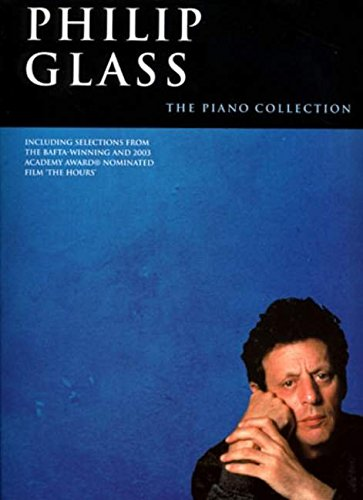 PHILIP GLASS: THE PIANO      COLLECTION (Glass Sale)