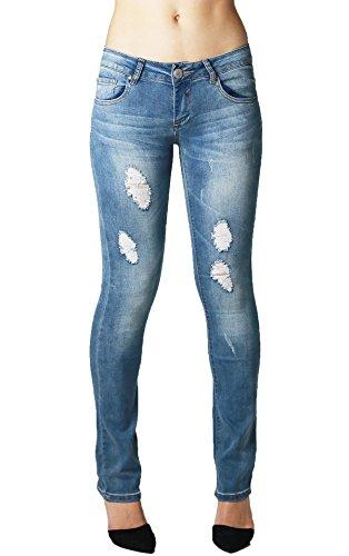 Dresskode – Vaqueros – Pantalones Boot Cut – para mujer