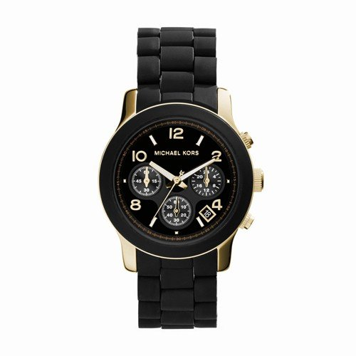 Michael Kors Women's Runway Black Watch MK5191 by Michael Kors
