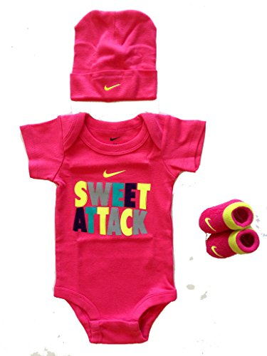 Nike Baby Girl Clothes New Amazon Nike Jordan Baby Clothes Sweet Attack 60600 Piece Set 60060