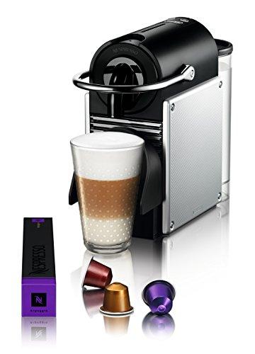 Leo Electric Coffee Maker : Nespresso Pixie Espresso Maker, Electric Titan - CoffeeReviewers