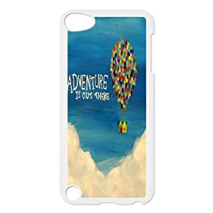 iPod Touch 5 Case White_Adventure Is Out There_001 Q3T4Q