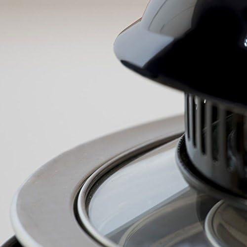 Cecotec Cabezal de Horno Cabezal de Horno Ollas GM. Compatible con Ollas GM de 6l, Termostato Regulable hasta 250ºC, Temporizador 60 min, 700 W: Amazon.es: Hogar